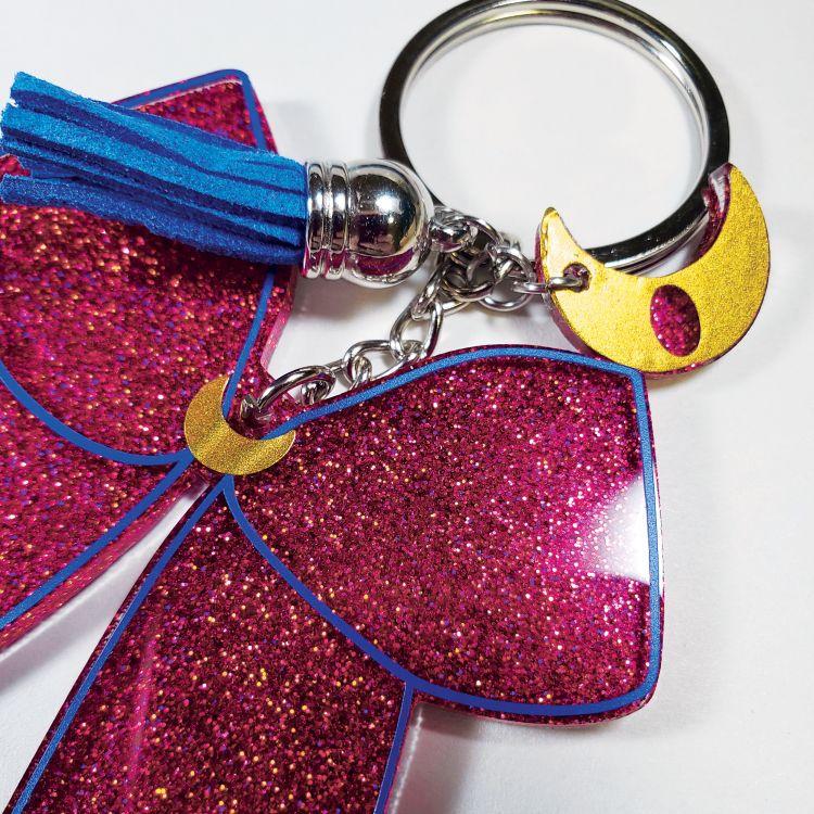 Sailor Moon Key Charm