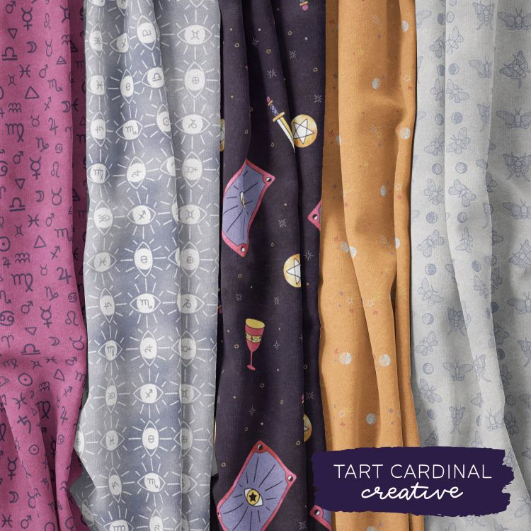 Which Witch? Pattern Collection